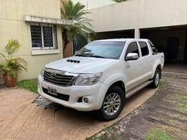 Toyota Hilux SRV 3.0 4x4 AT 2014