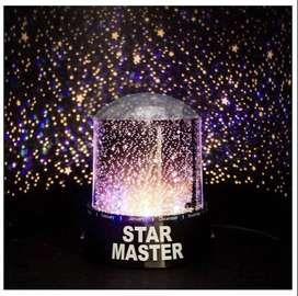 Gratis Envio Proyector Lampara Estrellas Gizmos Domo Star Master