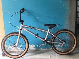 Bicicleta y Cuadrante Aro 2014