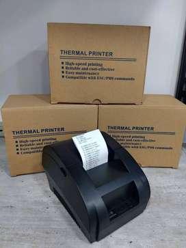 Impresora térmica de 50mm