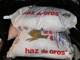Harina de trigo haz de oros 50 kg