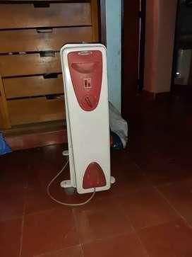Radiador calefactor en perfecto estado