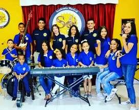 Academia Sol Mayor 9 años formando músicos con calidad.
