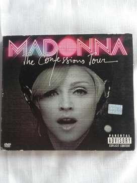 Dvd & Cd Madonna