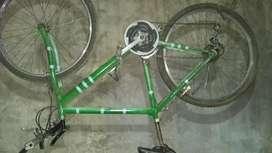 Vendo bicicleta todo terreno R26