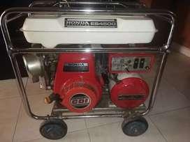 Planta eléctrica Honda