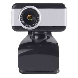 Camara Web 480p Para Computador Llamadas Micrófono Chat ENVIO GRATIS