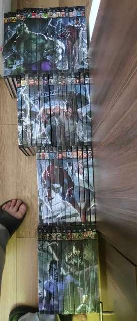 Vendo colección EL PAIS completa de MARVEL