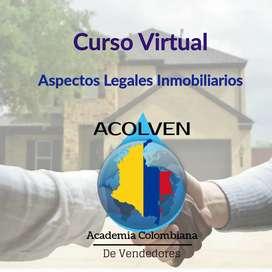 Curso Virtual para Asesores Inmobiliarios