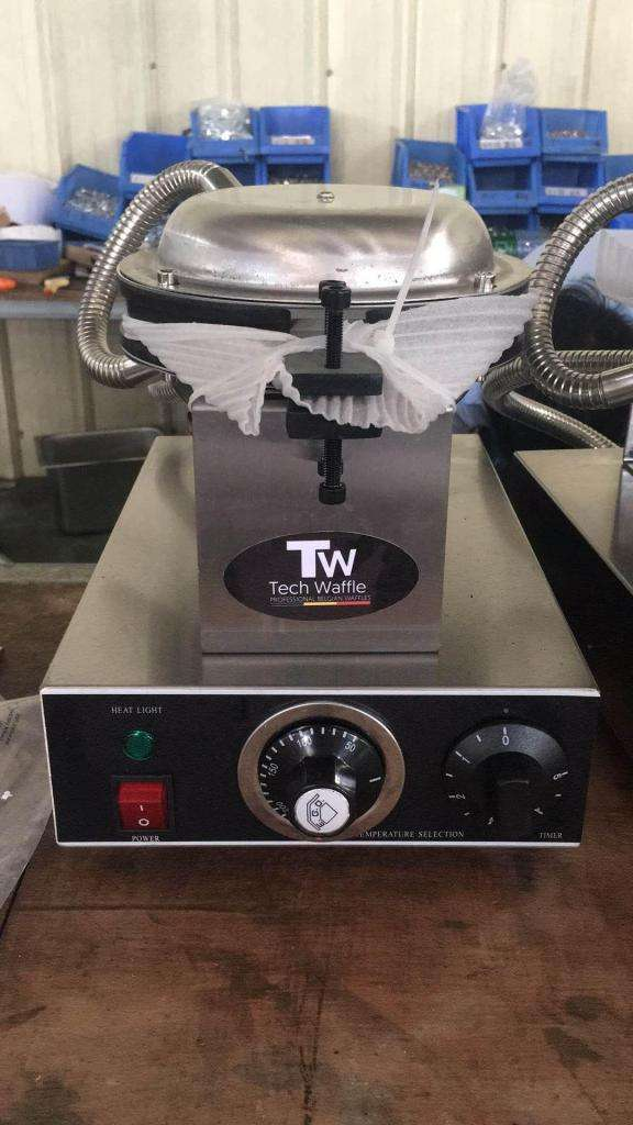 Maquinas de Bubble Waffle de TechWaffle  / Todo tipo de Waffles