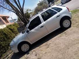 Vendo VW gol power 2012 gris plata