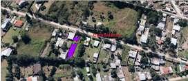Particular vende terreno en Villa Santa Ana. Sobre calle  Cambalache.