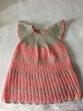 Ropa en Crochet para Bebes
