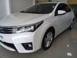 Vendo Toyota Corolla xei CVT única mano exelente estado