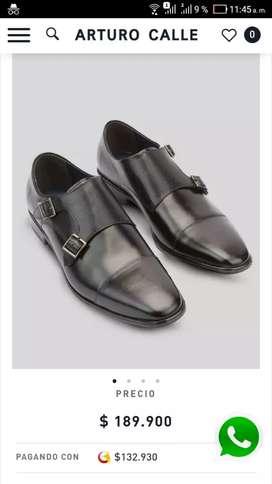Zapatos nuevos Arturo Calle