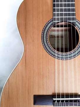 Alhambra guitarra acustica española original y nueva