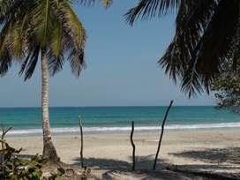 Vendo lote frente a la playa para construccion de HOTEL  de lujo