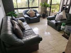 Se Venden muebles 100% cuero