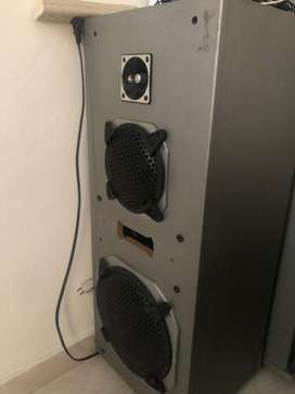Equipo de sonido challenger MS 9600