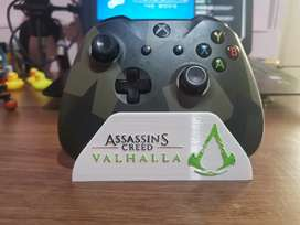 Soporte para controles de xbox one versión assassin's creed valhalla