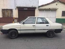 No ha sido taxi, modelo 1988, 1300 cc. Original. Motor sin tocar
