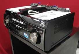 Amplificador Teatro Sony STR-KM5 + 7 salidas + Hdmi + USB + 1835 watts + 3D + Excelente estado