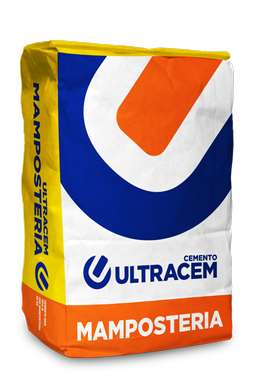 Cemento Gris Mampostería Tipo M   42.5 Kg -ULTRACEM