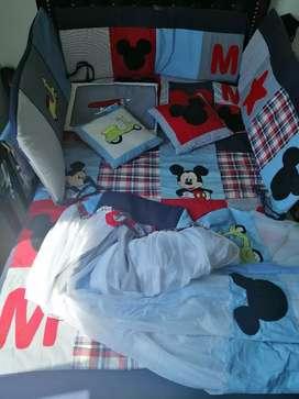 Lencería para cama de niño