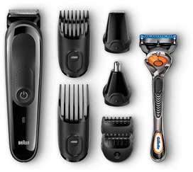 Maquina de afeitar BRAUM MGK3060 8 en 1