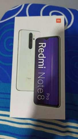 Xiaomi note 8pro 64gb 6 ram