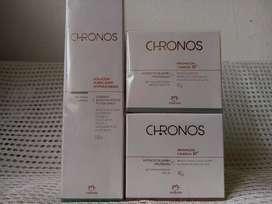 Cremas Chronos de natura