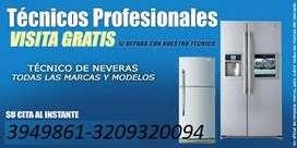 EMERGENCIAS 24/7 LA COLINA LAVADORAS SECADORAS NEVERAS  3949861