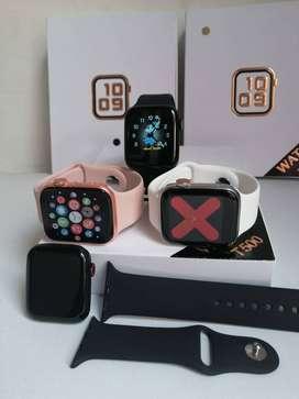 Reloj-inteligente-Smartwatch-T500-Bluetooth-llamada-presión-arterial