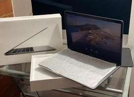 Computador Portatil Macbook Pro 2019 Touch Bar 128gb 8gb Intacto Poco Uso Como Nuevo