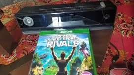 Oferta Kinect para Xbox one más juego original