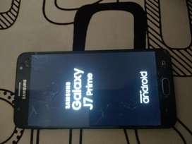 Samsung j7 prime fisurado