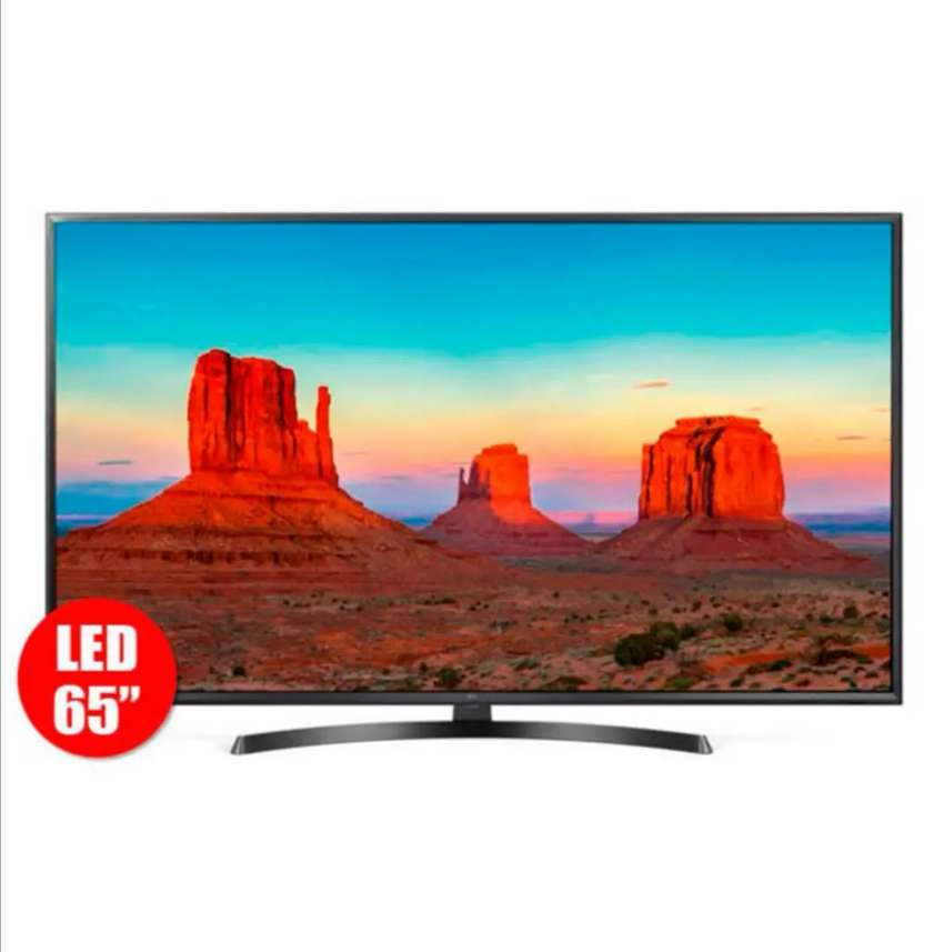 televisor LG 65 pulgadas Smart