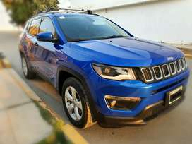 Venta de Jeep Compass Modeo 2018
