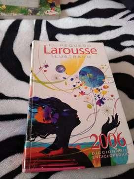 Vendo Diccionario enciclopédico Larousse