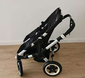 Coche Doble Bugaboo Donkey Y Accesorios