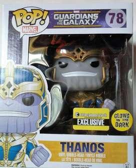 Funko Pop Thanos Brilla en La Oscuridad