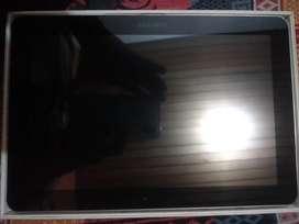 Vendo tablet 10.1 blanca Samsung.