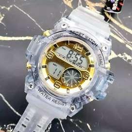 Reloj deportivo para dama