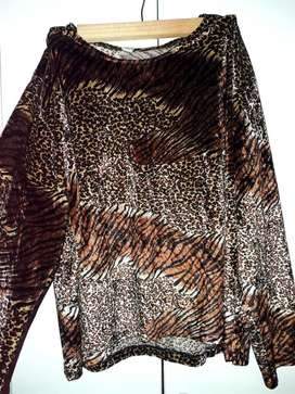 Sweater Animal Print.