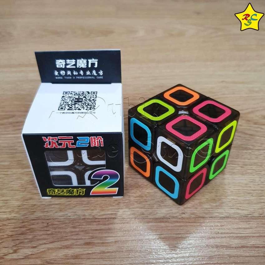 Cubo Rubik Cobra 2x2 Ciyuan Qiyi Mofangge Speedcube Tiled 0