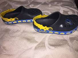 Crocs de Batman - Originales -
