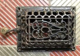 Cocina de fierro antiguas: Accesorios puerta i tapas