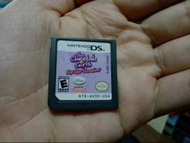 Juego de Disney Cheetah Girls para Nintendo DS Con Estuche de Littlest Pet Shop En Buen Estado