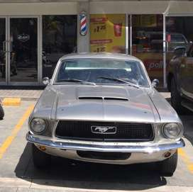 Ford mustang 1967 standard