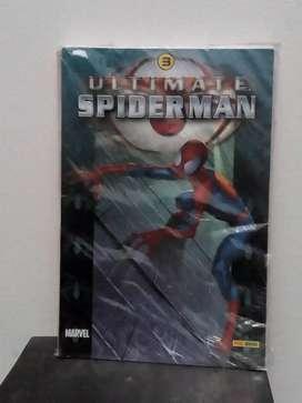 Cómic Spiderman ultimate 4 primeros tomos